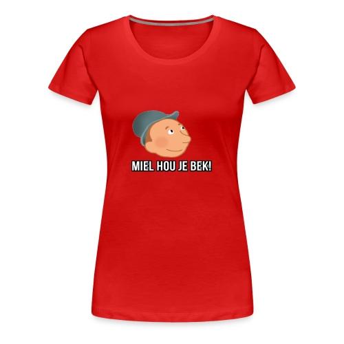 Miel Vrouwen - Vrouwen Premium T-shirt