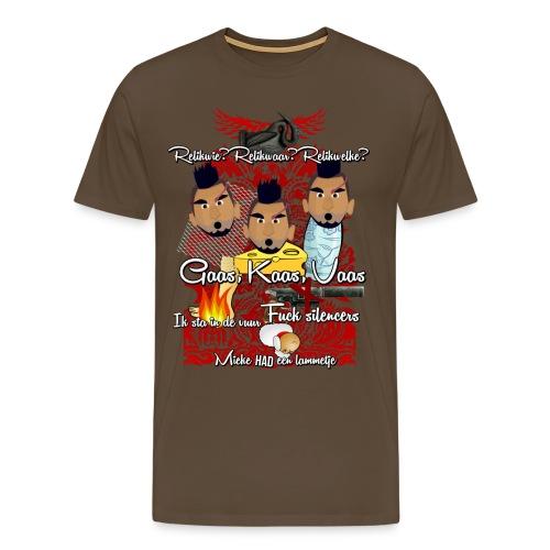 Graas kaas Mannen - Mannen Premium T-shirt