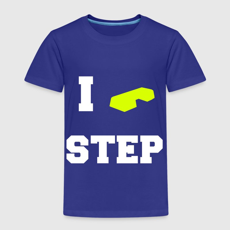 I love step Shirts - Kids' Premium T-Shirt