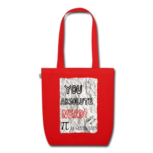 You Absolute Nerd - EarthPositive Tote Bag
