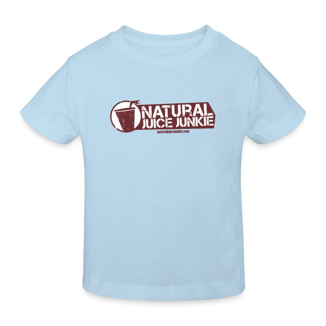 Natural Juice Junkie - Kid's ORGANIC Cotton Tee