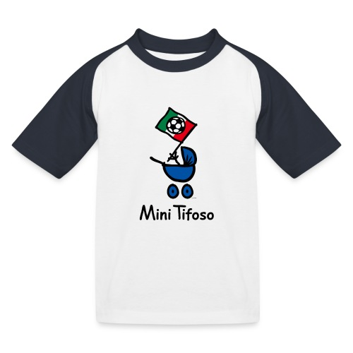 Baby Italia 2014 - T-shirt baseball Enfant