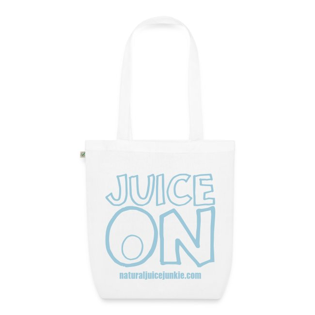 Juice On ORGANIC Bag