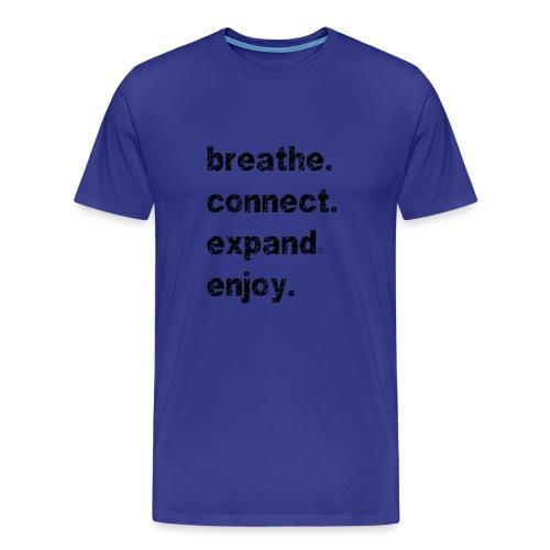 DCA Moving Meditation 1 - Männer Premium T-Shirt