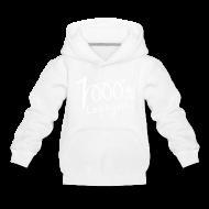 Pullover & Hoodies ~ Kinder Premium Kapuzenpullover ~ Kapuzenpullover 1000% Leipzigerin