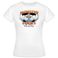 T-Shirts ~ Women's T-Shirt ~ Monster Cocks Original