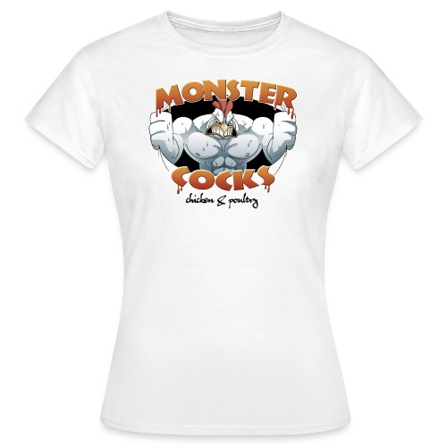 Monster Cocks Original - Women's T-Shirt