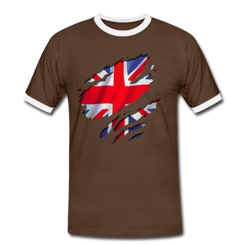 Men England 2014 - T-shirt contrasté Homme