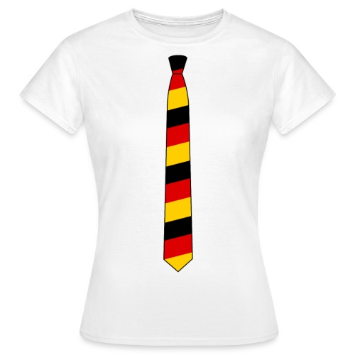 EM Shirt Deutschland Damen - Frauen T-Shirt
