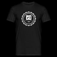 T-Shirts ~ Männer T-Shirt ~ 20 Jahre Mata Hari Bar