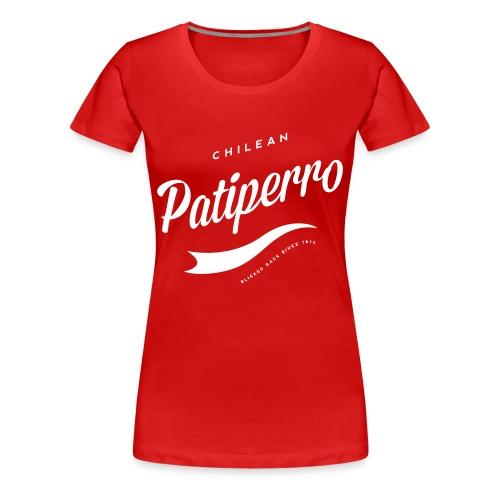 Chilean Patiperro - Premium-T-shirt dam