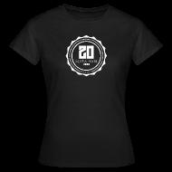 T-Shirts ~ Frauen T-Shirt ~ 20 Jahre Mata Hari Bar Girlie