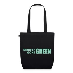 Models Gone Green Tote Bag  - Bio stoffen tas