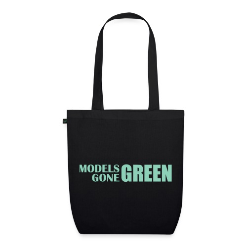 Models Gone Green Tote Bag  - Bio stoffen tas