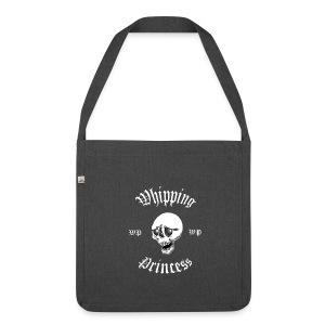 Canvasväska med logga - Shoulder Bag made from recycled material