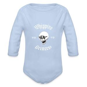 Långärmad body baby - Organic Longsleeve Baby Bodysuit