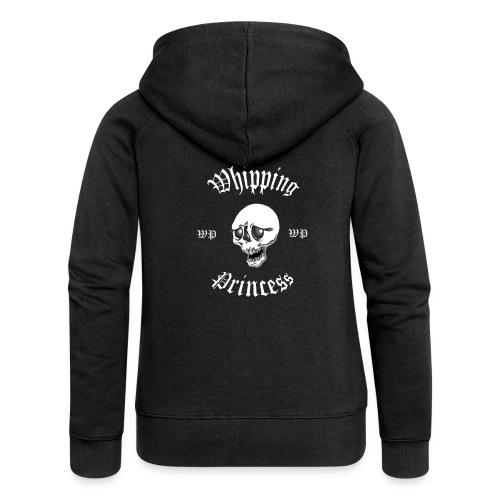 Huvjacka dam svart - Women's Premium Hooded Jacket