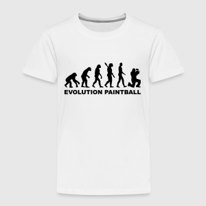 Evolution Paintball T-Shirts - Kinder Premium T-Shirt
