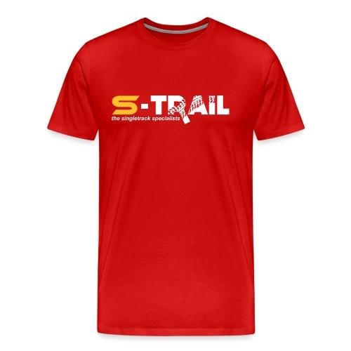 S-Trail MTB T-Shirt - Männer Premium T-Shirt