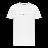 T-shirts ~ Herre premium T-shirt ~ Frieser Nord åkande T-shirt Herre