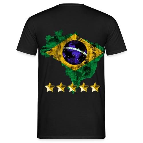 T-shirt Homme - Coupe du monde 2014