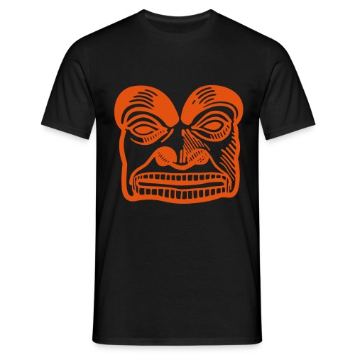 Marterpfahl Meme 01 orange - Männer T-Shirt