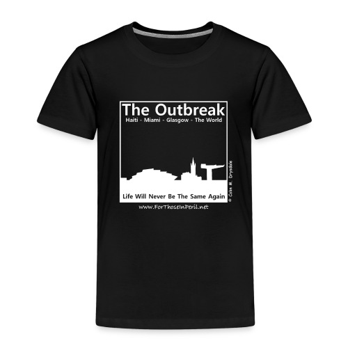 Children's T Shirt - The Outbreak - Kids' Premium T-Shirt