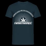 T-Shirts ~ Männer T-Shirt ~ Hanfparade 2014 T-Shirt Männer
