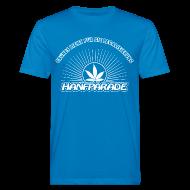 T-Shirts ~ Männer Bio-T-Shirt ~ Hanfparade 2014 Bio T-Shirt Männer