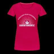 T-Shirts ~ Frauen Premium T-Shirt ~ Hanfparade 2014 T-Shirt Frauen