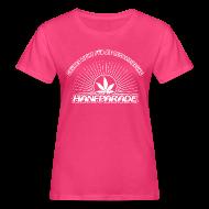 T-Shirts ~ Frauen Bio-T-Shirt ~ Hanfparade 2014 Bio T-Shirt Frauen