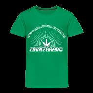 T-Shirts ~ Kinder Premium T-Shirt ~ Hanfparade 2014 T-Shirt Kinder
