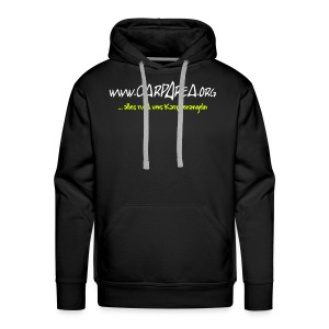 www.carparea.org Hooded Sweat mit Logo (CUP-Team) - Männer Premium Hoodie
