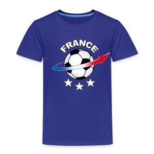 Football France - Kids' Premium T-Shirt