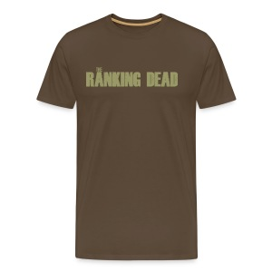 The Ranking Dead - T-shirt Premium Homme