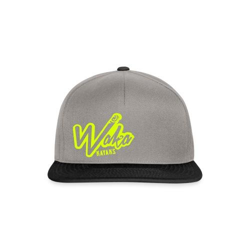 cap off centre - Snapback Cap