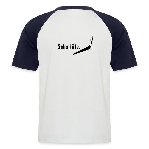 Schultüte - Männer Baseball-T-Shirt