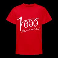 T-Shirts ~ Teenager T-Shirt ~ Teenager T-Shirt Smiley