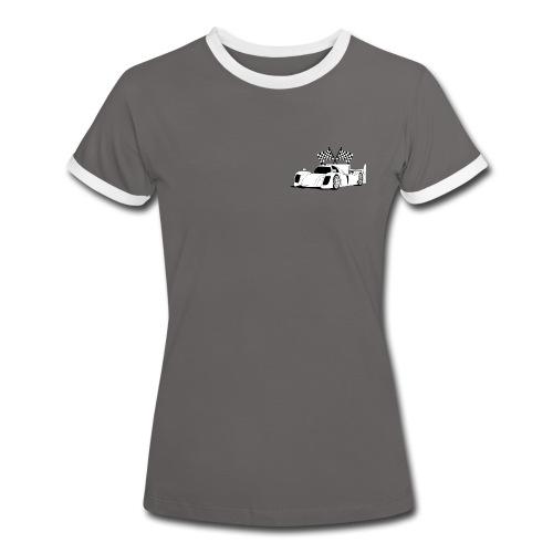 Endurance Bi Color MC F - T-shirt contrasté Femme