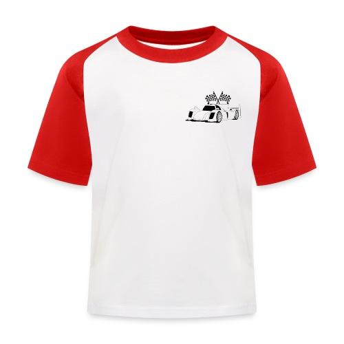 Endurance Bi Color MC E - T-shirt baseball Enfant