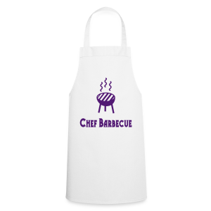 Chef Barbecue - Tablier de cuisine