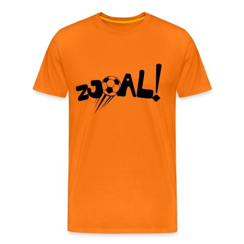 Zjoal Shirt - Zwart - Mannen Premium T-shirt