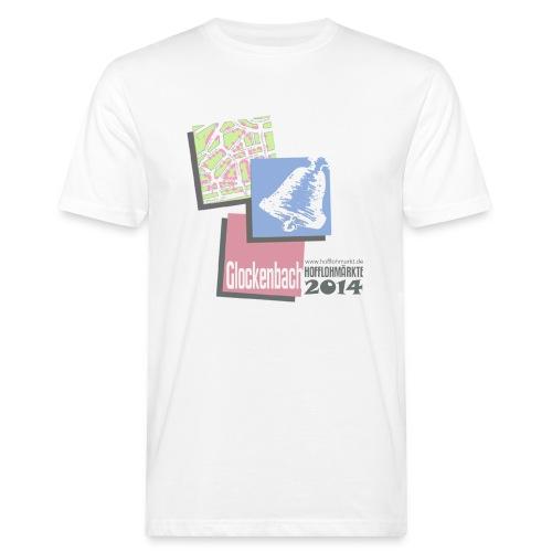 Hofflohmarkt 2014 T-Shirt bio men - Männer Bio-T-Shirt
