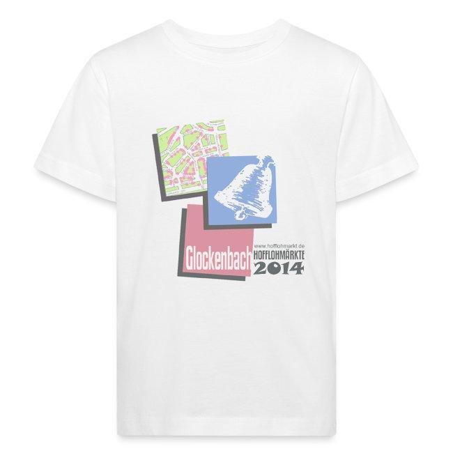 Hofflohmarkt 2014 T-Shirt bio Kids