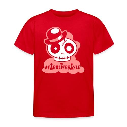 Derby Skull - Kinderen T-shirt