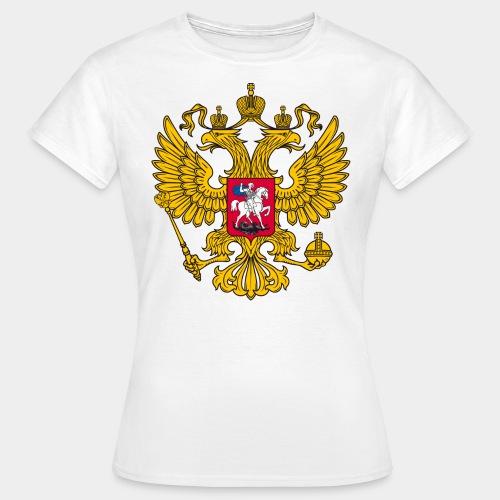Герб России - Frauen T-Shirt
