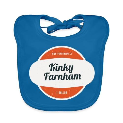 Baby Farnham - Baby Organic Bib