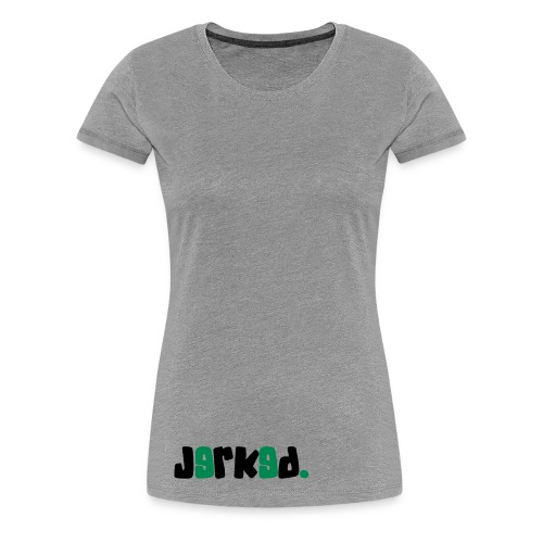 Logo (girls) - Frauen Premium T-Shirt