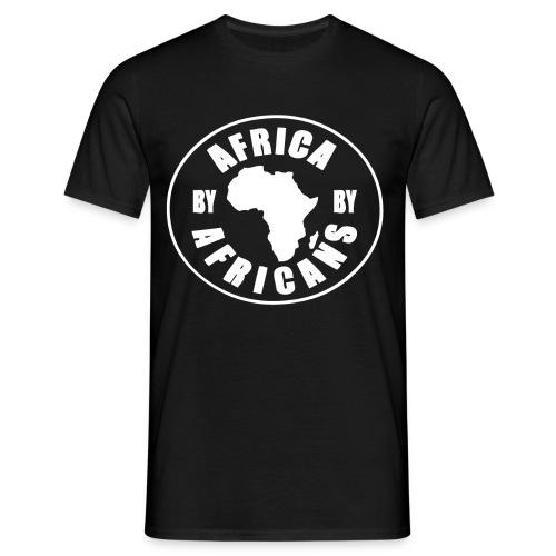 Black star - T-shirt Homme