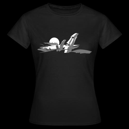 Tiki Shirt - Frauen T-Shirt